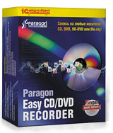 Paragon Easy CD/DVD Recorder 9.0
